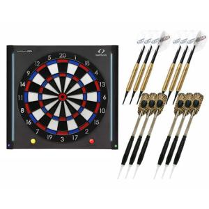 DARTSLIVE-200S 4人分のダーツ付きセット (ダーツ ボード)|dartshive