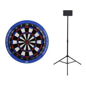 DARTSLIVE-ZERO BOARD & TRiNiDAD Multi Darts Stand ...