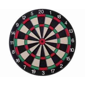 D.CRAft(ディークラフト) Professional Board SATURN(サターン) <グリーン/レッド> (ダーツ ボード)|dartshive