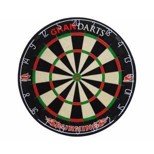 GRAN ダーツボード BURNING(バーニング) (ダーツ ボード)|dartshive