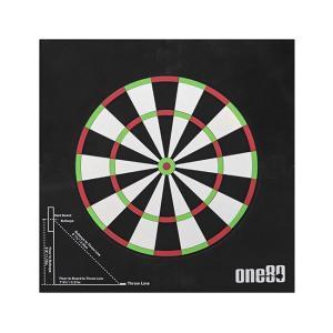 One80(ワンエイティ) Beat Board Full size(ビートボード フルサイズ) (ダーツ ボード トレーニング)|dartshive