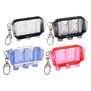 KTM.氏と共同開発したKRYSTALはクリスタルを連想させるような透明感のある素材でフライトをその...