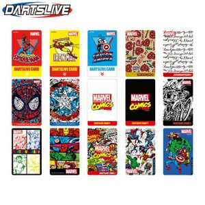 MARVEL DARTSLIVE CARD 3rd <マーベル ダーツライブカード サード>|dartshive