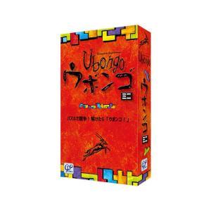 ウボンゴ ミニ Ubongo (ボードゲーム カードゲーム)