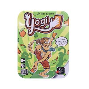 ヨギ Yogi (ボードゲーム カードゲーム)