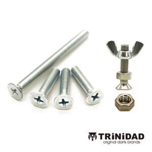 DARTSLIVE200S 取り付け専用ネジ for マルチダーツスタンド (ポスト便OK/3トリ)|dartsshoptito
