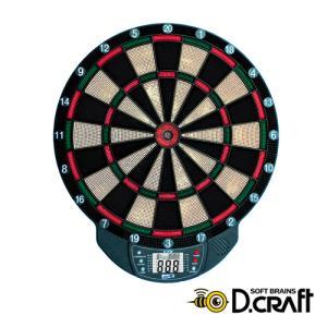 D.craft 電子ダーツボード エレクトリックボード501(NEW)|dartsshoptito