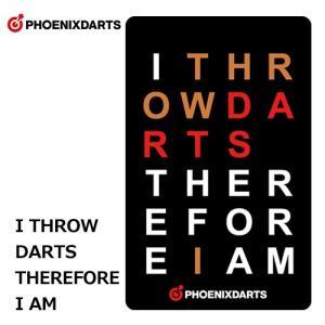 フェニックスカード I THROW DARTS PHOENIXカード (ポスト便OK/3トリ)|dartsshoptito