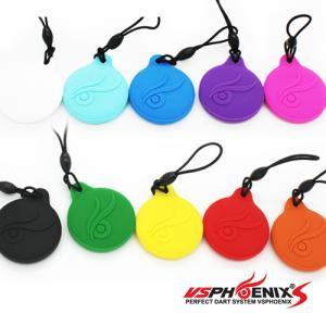 PHOENIX(フェニックス) CLUB KEY HOLDER CARD (ポスト便OK/3トリ)|dartsshoptito