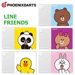 フェニックスカード×LINE FRIENDS PHOENIXカード(ポスト便OK/1トリ)|dartsshoptito