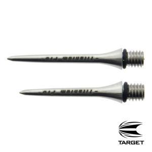 ダーツ(ポスト便OK/5トリ)TARGET Titanium Conversion Point Plainチタニウムコンバージョンポイントプレーン dartsshoptito