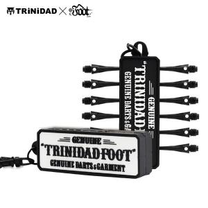 TRiNiDAD×FOOT コラボ ラバー ティップホルダー トリニダード フット (ポスト便OK/2トリ)|dartsshoptito