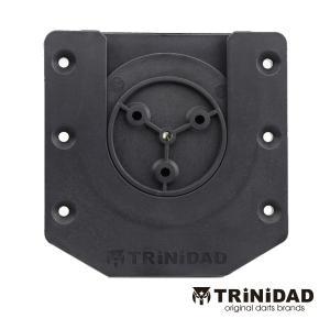 TRiNiDAD ダーツボードホルダー ブラケット ダーツボード 取り付け (ポスト便OK/5トリ)|dartsshoptito