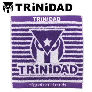TRiNiDAD(トリニダード) ミニタオル2016 (ポスト便OK/10トリ)|dartsshoptito