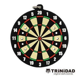 TRiNiDAD PHOENicA ボード型ラバーティップホルダー (ポスト便OK/2トリ)|dartsshoptito