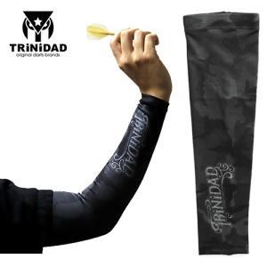 TRiNiDAD アームサポーター CAMO (ポスト便不可)|dartsshoptito