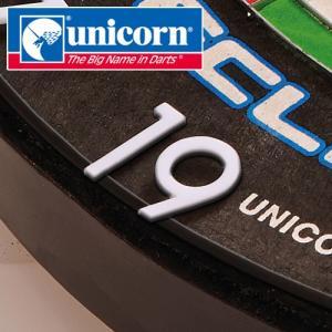 ダーツ unicorn ECLIPSE HD2 PRO メタルナンバーリング|dartsshoptito