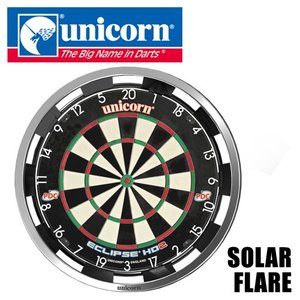 ダーツ unicorn ダーツボード サラウンド SOLAR FLARE ソーラーフレア|dartsshoptito