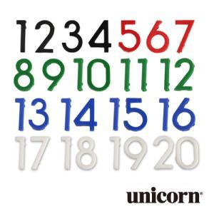 ダーツボード unicorn  ECLIPSE HD 2 ナンバーズ(ポスト便OK/3トリ)|dartsshoptito
