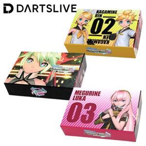 ダーツ バレル セット DARTSLIVE 初音ミク Project DIVA Future Tone DX ダーツセット ライブ|dartsshoptito