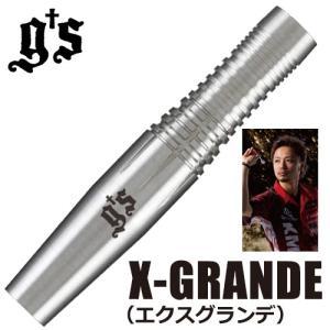 ダーツ バレル g's darts X-GRANDE(エクスグランデ) 治徳大伸モデル(ポスト便OK/10トリ) dartsshoptito
