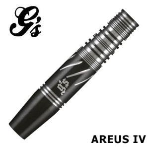 ダーツ バレル g's darts AREUS IV(アレス4) (ポスト便OK/10トリ) dartsshoptito
