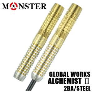 ダーツ バレル MONSTER GW ALCHEMIST II(ポスト便OK/4トリ)|dartsshoptito