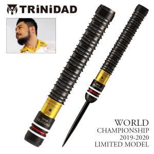 数量限定 ダーツ バレル TRiNiDAD PRO Gomez type 10 WORLD CHAMPIONSHIP Limited Model トリニダード ゴメス10 リミテッド|dartsshoptito