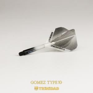 数量限定 ダーツ バレル TRiNiDAD PRO Gomez type 10 WORLD CHAMPIONSHIP Limited Model トリニダード ゴメス10 リミテッド|dartsshoptito|11