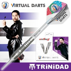 TRiNiDAD × VIRTUAL DARTS Gomez type1 80 山田勇樹監修モデル|dartsshoptito
