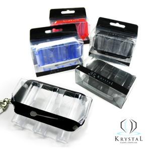 クリアケース クリスタル フライトLケース KRYSTAL (ポスト便不可) dartsshoptito