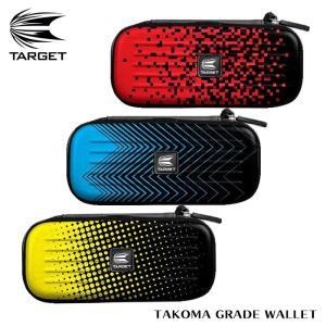 ダーツケース ターゲット TARGET TAKOMA GRADE WALLET タコマ ウォレット|dartsshoptito