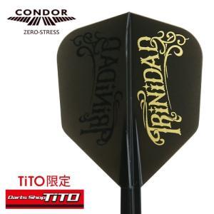 【TiTO限定】CONDOR(コンドル)フライト Classic クラシック (ポスト便OK/5トリ)|dartsshoptito
