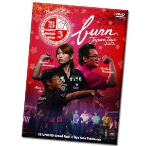 burn.JAPAN TOUR 2012(バーン ジャパンツアー) (ポスト便OK/10トリ)|dartsshoptito