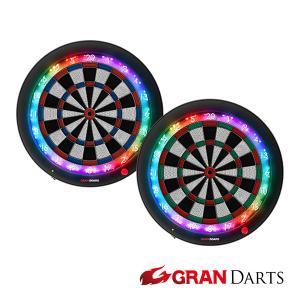 ダーツボード GRAN BOARD 3s Green Blue グランボード 3s グリーン / ブルー ソフトボード 電子ダーツボード|dartsshoptito