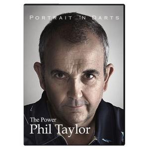 DVD ピーアイディー フィルテイラー Phil Taylor (ポスト便OK/20トリ)|dartsshoptito