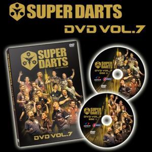 SUPER DARTS DVD VOL.7 スーパーダーツ(ポスト便OK/20トリ)|dartsshoptito
