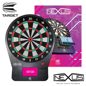 受注発注 ダーツボード TARGET NEXUS ターゲット ネクサス 電子ダーツボード ソフトボード ELECTRONIC DARTBOARD 2018|dartsshoptito
