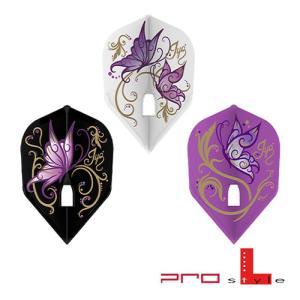 フライト L-style エルスタイル Lフライト エルフライト 松本 伊代 ver.4 L-Flight PRO L3(ポスト便OK/3トリ)|dartsshoptito