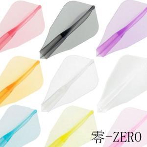 ダーツフライト JOKER 零-ZERO-フライト ファンテールスリム(ポスト便OK/3トリ)|dartsshoptito