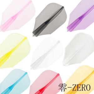 ダーツフライト JOKER 零-ZERO-フライト スリム(ポスト便OK/3トリ)|dartsshoptito