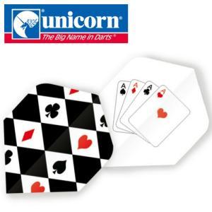 ダーツ フライト unicorn CORE75 68480 (ポスト便OK/2トリ)|dartsshoptito