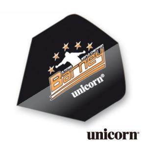 フライト unicorn Authentic.100 バーニー 68486(ポスト便OK/5トリ) dartsshoptito