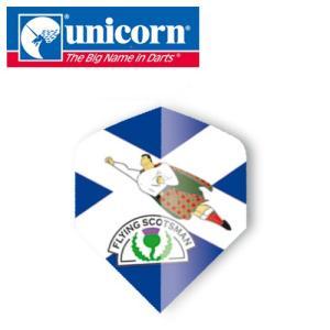 SALE ダーツ フライト unicorn Authentic.100 68490(ポスト便OK/2トリ)|dartsshoptito
