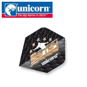 (SALE品) フライト unicorn Q100 バーニー 68496 (ポスト便OK/5トリ) dartsshoptito