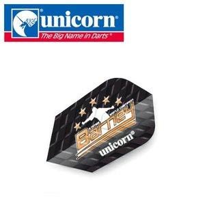(SALE品) フライト unicorn Q100 バーニー 68499 (ポスト便OK/5トリ) dartsshoptito