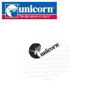 ダーツ フライト unicorn Q100 68510 (ポスト便OK/2トリ)|dartsshoptito