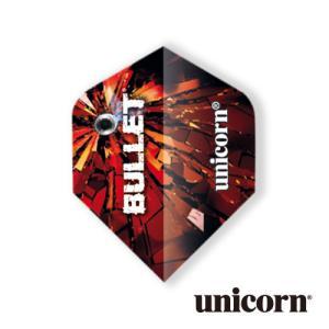 ダーツ フライト unicorn CORE .75 PLUS BULLET(ポスト便OK/2トリ)|dartsshoptito