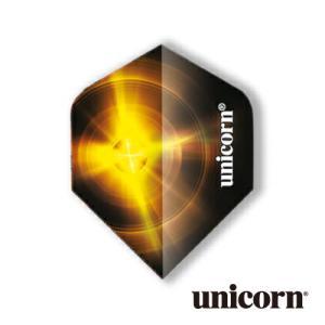 ダーツ フライト unicorn CORE.75 PLUS BLACK BRASS(ポスト便OK/2トリ)|dartsshoptito