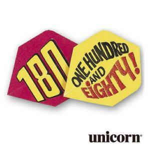ダーツ フライト unicorn CORE75 77300 (ポスト便OK/2トリ)|dartsshoptito